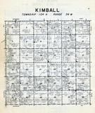 Kimball Township, Jackson County 1951